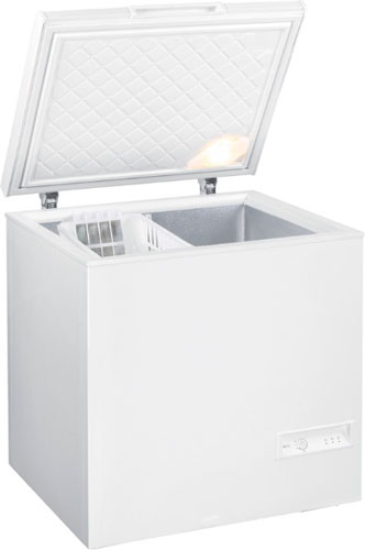 холодильный и морозильный ларь Gorenje FHE151W