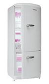 двухкамерный холодильник Gorenje K 28 OPLB