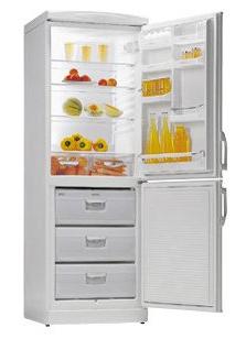 двухкамерный холодильник Gorenje K 337 CLA