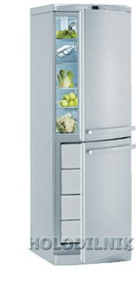 двухкамерный холодильник Gorenje K 357/2 ALUX