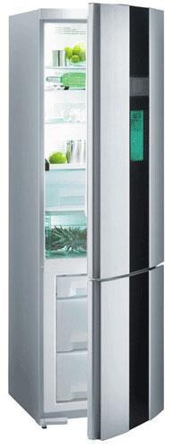 двухкамерный холодильник Gorenje NRK2000P2