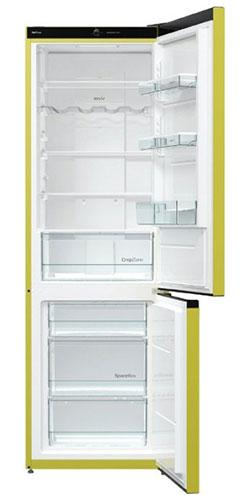 двухкамерный холодильник Gorenje NRK6192CAP4