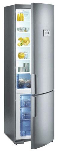 двухкамерный холодильник Gorenje NRK63371DE