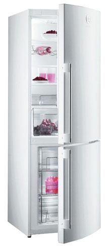 двухкамерный холодильник Gorenje NRK65SYW