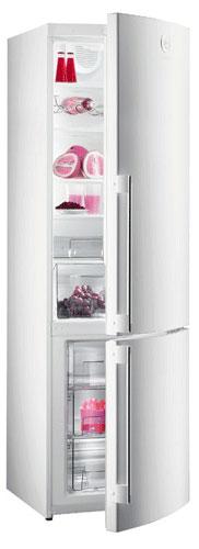 двухкамерный холодильник Gorenje NRK65SYW2