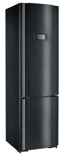 двухкамерный холодильник Gorenje NRK67358SB