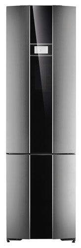 двухкамерный холодильник Gorenje NRK6P2X