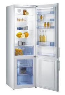 двухкамерный холодильник Gorenje NRK 60375 DW