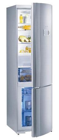 двухкамерный холодильник Gorenje NRK 67358 AL