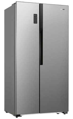 холодильник Side by Side Gorenje NRS9181MX