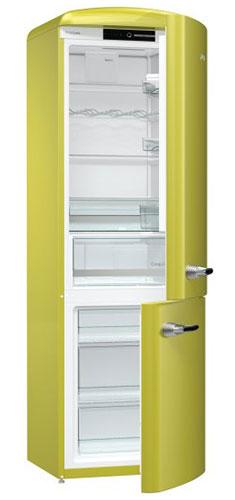 двухкамерный холодильник Gorenje ORK192AP