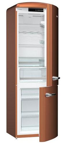 двухкамерный холодильник Gorenje ORK192CR