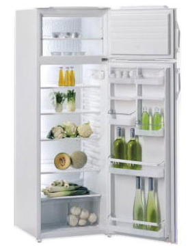 двухкамерный холодильник Gorenje RF 4273 W