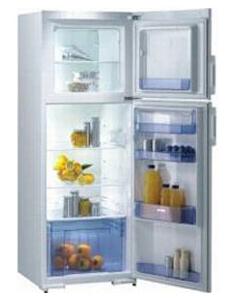 двухкамерный холодильник Gorenje RF 61301 W