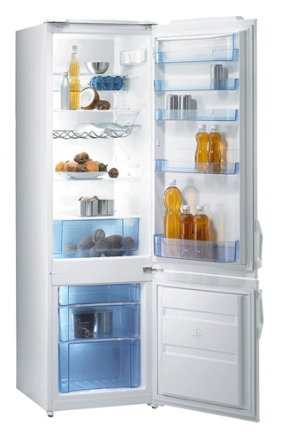 двухкамерный холодильник Gorenje RK41200W