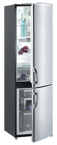 двухкамерный холодильник Gorenje RK45295E