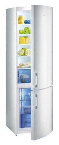 двухкамерный холодильник Gorenje RK60300DW