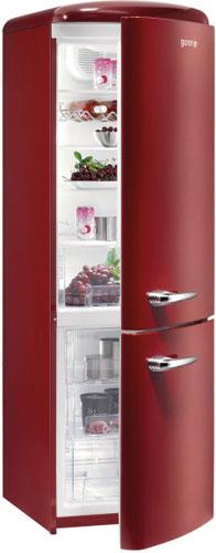 двухкамерный холодильник Gorenje RK60359OR