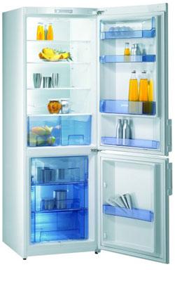 двухкамерный холодильник Gorenje RK 60352