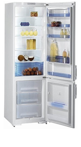 двухкамерный холодильник Gorenje RK 61390 W