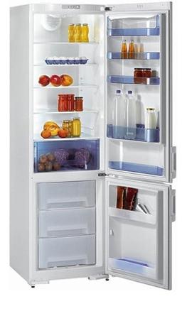 двухкамерный холодильник Gorenje RK 61391 W