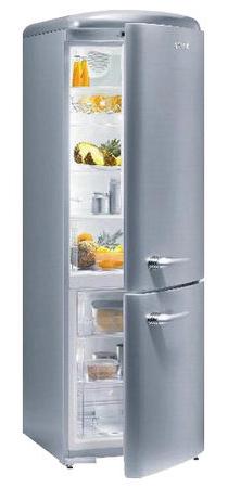 двухкамерный холодильник Gorenje RK 62351 OA
