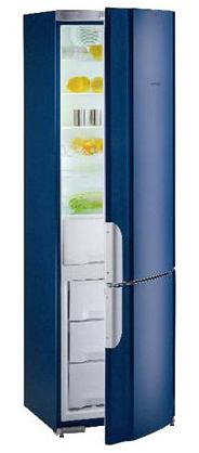 двухкамерный холодильник Gorenje RK 62391 B