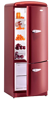 двухкамерный холодильник Gorenje RK 6285 OR