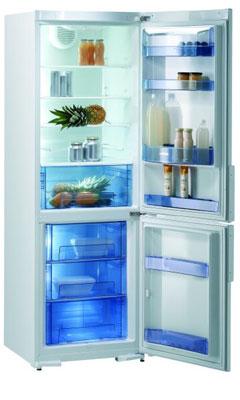 двухкамерный холодильник Gorenje RK 63341 W