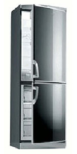 двухкамерный холодильник Gorenje RK 6337 W
