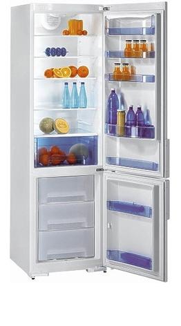двухкамерный холодильник Gorenje RK 63391 W