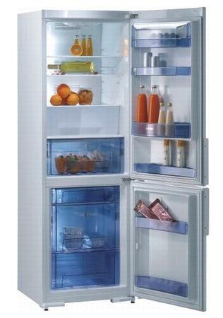 двухкамерный холодильник Gorenje RK 65325 W