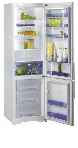двухкамерный холодильник Gorenje RK 65364 W