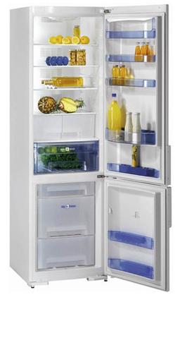 двухкамерный холодильник Gorenje RK 65365 W