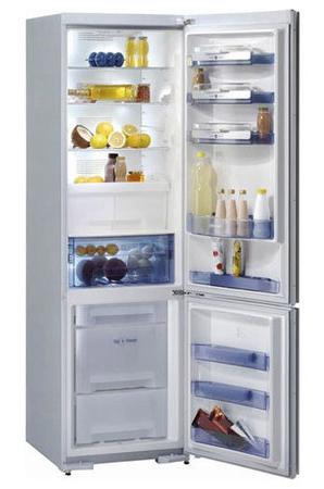 двухкамерный холодильник Gorenje RK 67365 SA