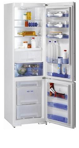 двухкамерный холодильник Gorenje RK 67365 W