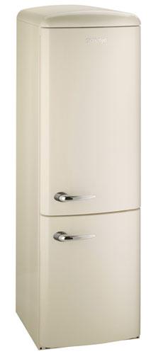 двухкамерный холодильник Gorenje RKV60359OC