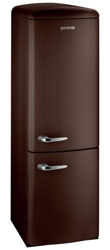 двухкамерный холодильник Gorenje RKV60359OCH