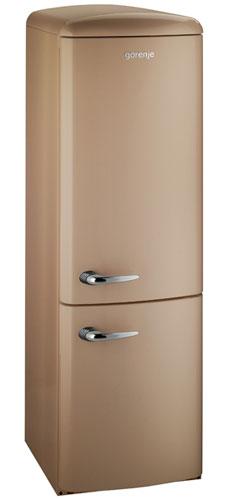 двухкамерный холодильник Gorenje RKV60359OCO