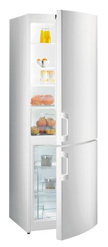двухкамерный холодильник Gorenje RKV61811W