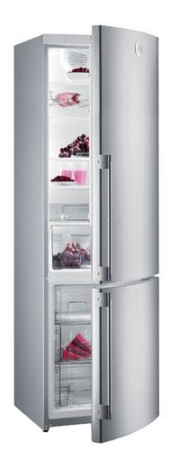 двухкамерный холодильник Gorenje RKV6500SYA2