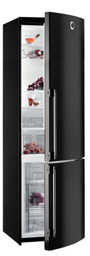 двухкамерный холодильник Gorenje RKV6500SYB2