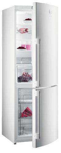 двухкамерный холодильник Gorenje RKV6500SYW