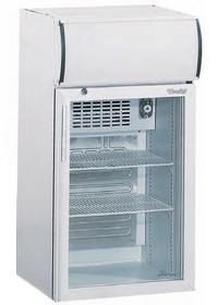 холодильная и морозильная витрина Everest EV 02 SD
