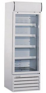 холодильная и морозильная витрина Everest EV 12 SD