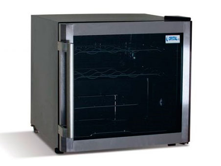 винный шкаф Crystal CRF 50B