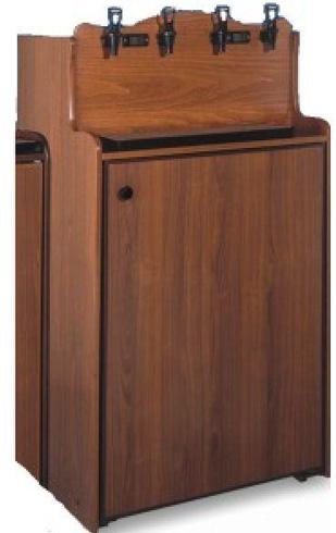 винный шкаф Crystal CRW 400 P