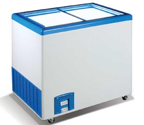 холодильный и морозильный ларь Crystal Ektor 26 SGL