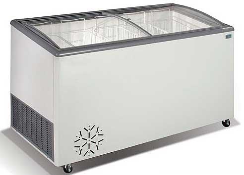 холодильный и морозильный ларь Crystal Venus 36 SGL