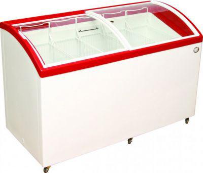 холодильный и морозильный ларь Dancar DE 370